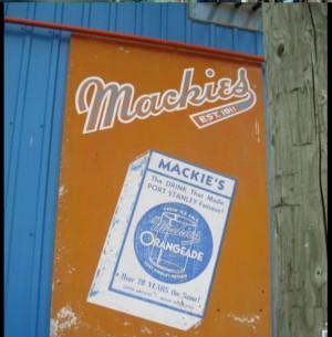 Mackie's at Port Stanley, Ontario.